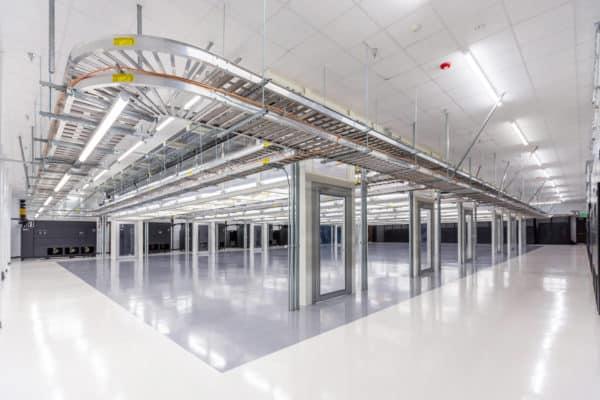 Sacramento Data Center - Data Hall 1