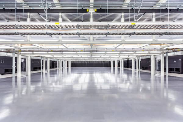 Sacramento Data Center - Data Hall 1