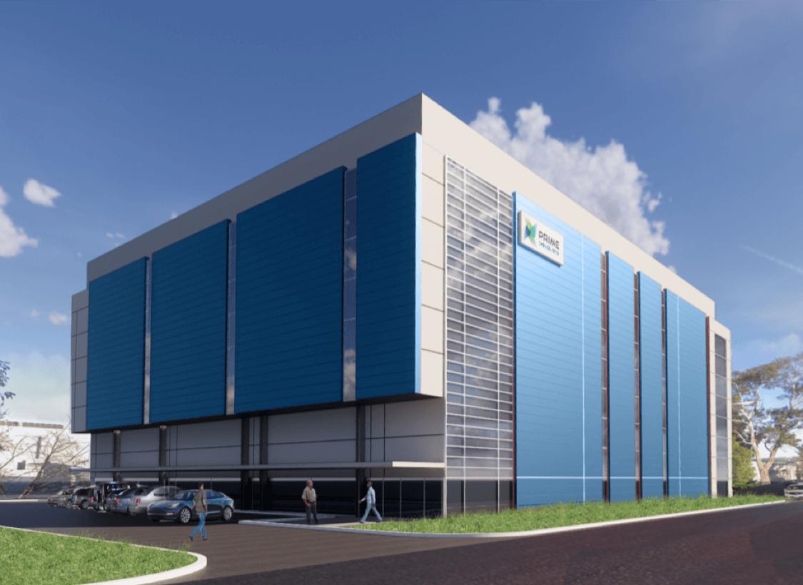1111 Comstock - San Jose data center