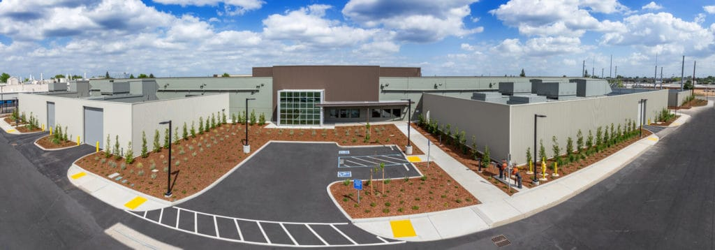 Prime Data Centers - Sacramento Data Center - Building One in McClellan Park