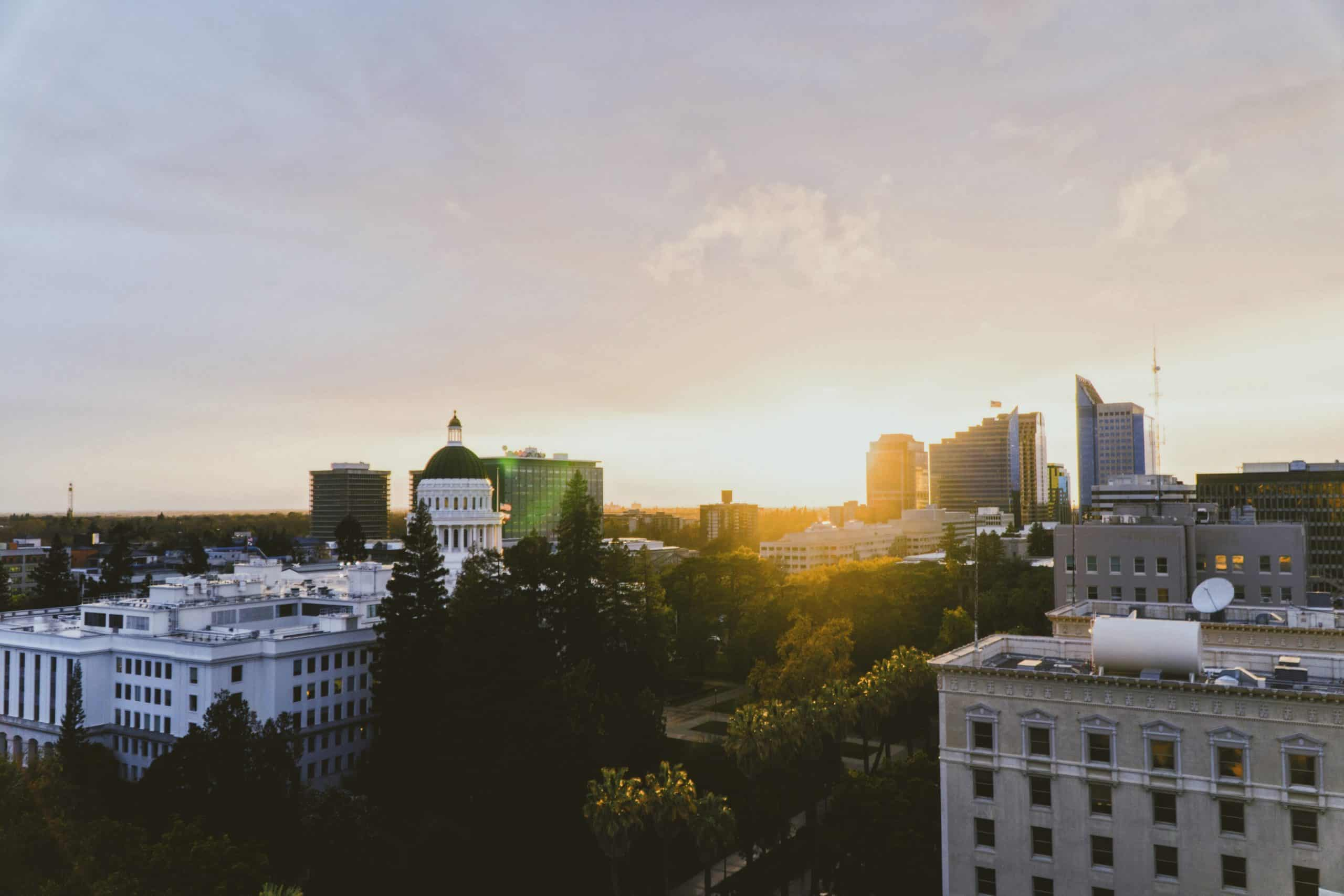 Why Sacramento is the Best Data Center Site in California