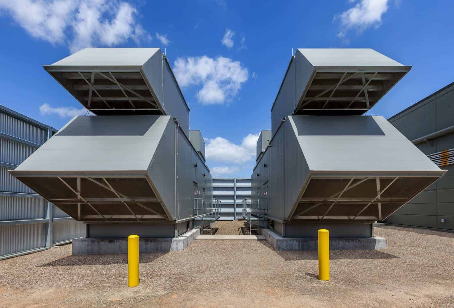 data center diesel backup generators