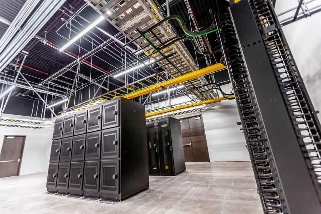 data center meet-me-room