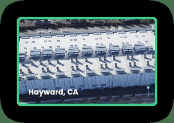 Hayward, California data center