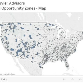 Opportunity Zones and Data Center Development