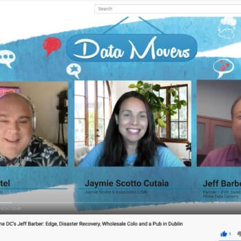 Prime's Jeff Barber Talks Disaster Recovery, Partnership-as-a-Service and Build-to-Suit Options on JSA's Data Movers Podcast