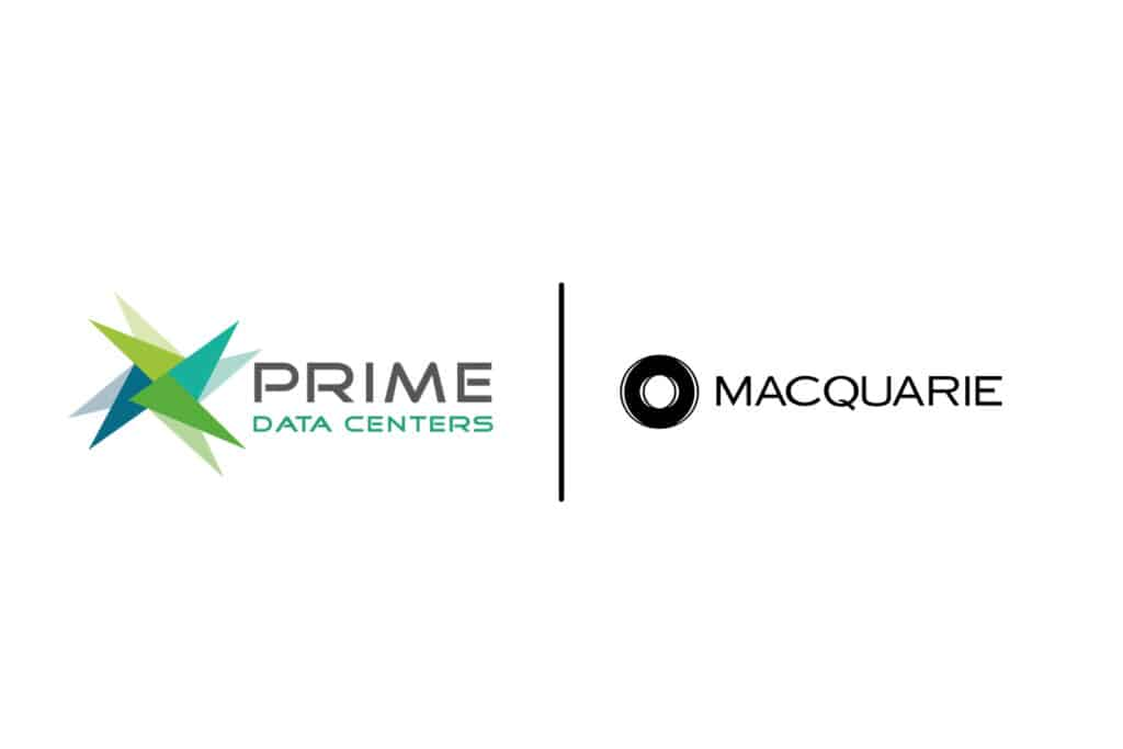 Prime Data Centers partners with Macquarie Capital
