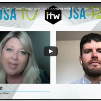 Prime Data Centers' Jon Falker Talks Partnerships and the Future at ITW 2021